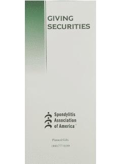 giving securities